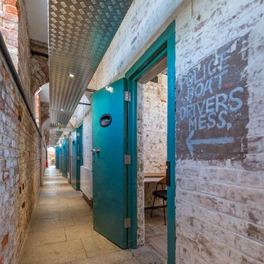 Office space in Cell Block Studios Portsmouth Historic Dockyard