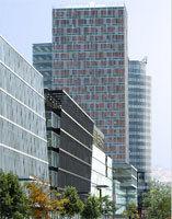 Office space in CBC Tower Karadzicova Street