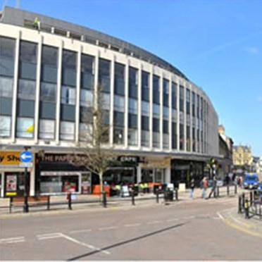 Compare Office Spaces, Broad Street, Bury, BL9, Main