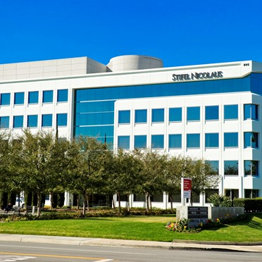 Office space in Newport LNR Plaza Center, 895 Dove Street, 3rd Floor