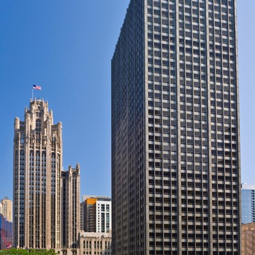 Office space in 401 North Michigan Avenue