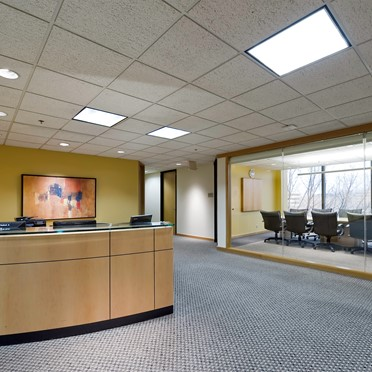Office space in 9393 West 110th St. 51 Corporate Woods, Suite 500