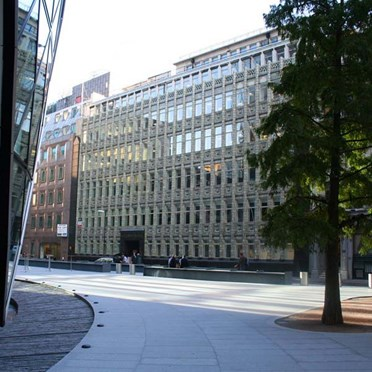 Office space in Holland House, 1-4 Bury Street