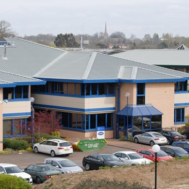 Serviced Office Spaces, Fishponds Road, Wokingham, Berkshire, RG41, Main