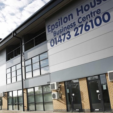 Office space in Epsilon House Business Centre West Road, Randsomes Europark