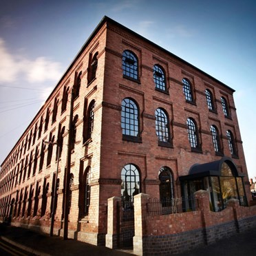 Office space in Minerva Mill Station Road