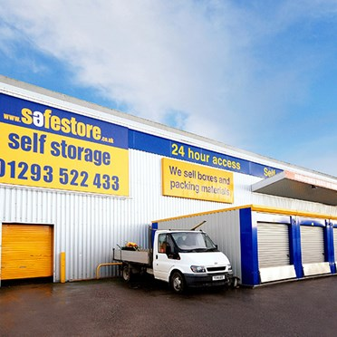 Office space in Safestore Crawley Stephenson Way, Three Bridges