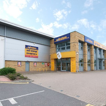 Office space in Safestore Guildford, Unit 6, Cobbett Park Moorfield Road, Slyfield Industrial Estate