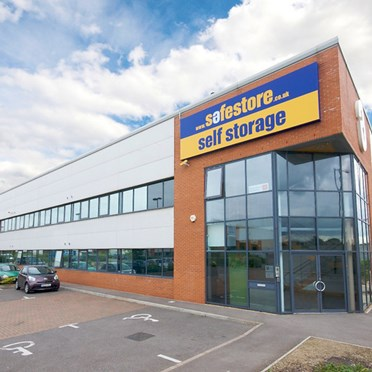 Office space in Safestore Hanworth, Unit 2 Links Industrial Estate, Popham Close