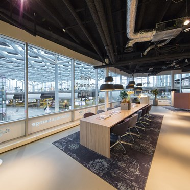 Office space in The Hague Central Station, 10, 1st and 11th flr Koningin Julianaplein
