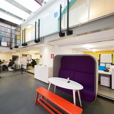 Office space in Purple Patch - 14 Rosebery Avenue