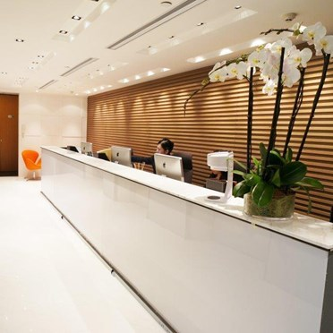 Office space in 16/F & 17/F, Aon China Building, 29 Queen's Road Central