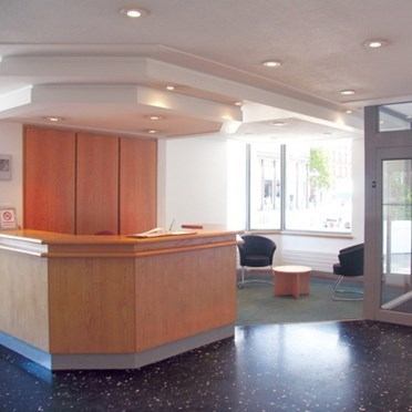 Office space in Arthur House Chorlton Street