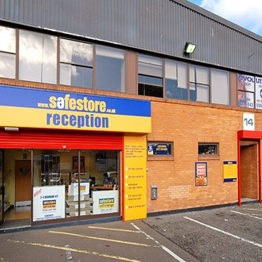 Office space in Safestore Merton, Unit 13/14 Nelson Trade Park, The Path, Wimbledon