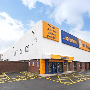 Office space in Safestore Oldbury Birchley Roundabout, Birchfield Lane