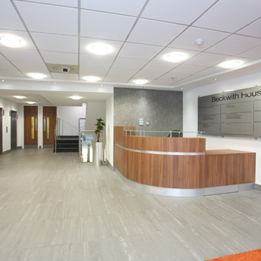 Office space in Beckwith House   1-13 Wellington Road