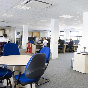 Office space in Delta 9, Epsilon House Business Centre West Road, Ransomes Europark