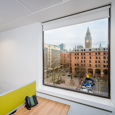 Office space in Centurion House, 129 Deansgate