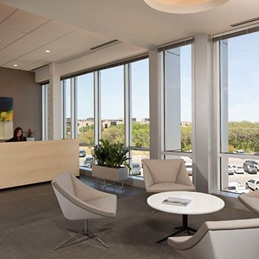 Office space in Suite 375, 401 East Sonterra Boulevard