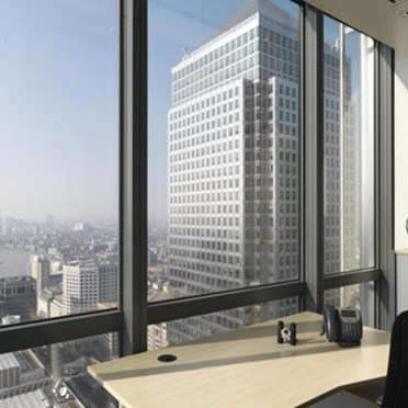 Office space in No. 25, Level 33, Canada Square