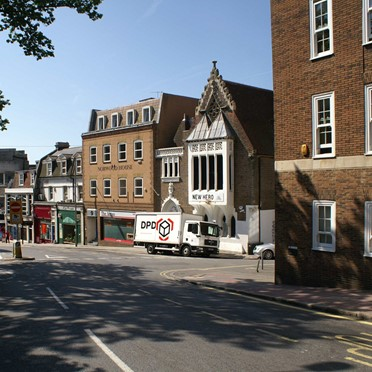 Office space in Norwood House, 9 Dyke Road