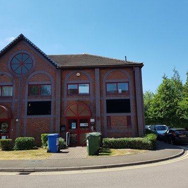 Office space in Unit B, Edward House, Grange Business Park Enderby Road