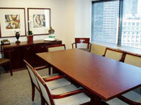 Office space in 590 Madison Avenue