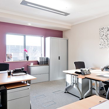 Office space in City View House, 5 Union Street