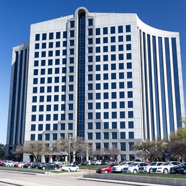 Office space in Suite 800, Dominion Plaza, 17304 Preston Road