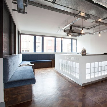 Office space in The Space, 69 Old Street