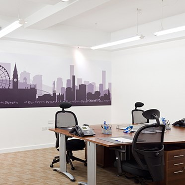 Compare Office Spaces, Piccadilly, Manchester, M1, 2