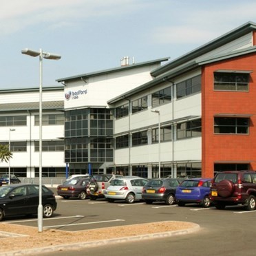 Office space in Bedford i-lab Stannard Way