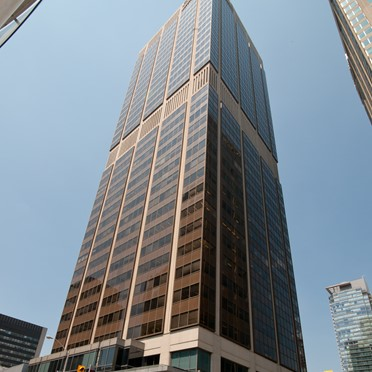 Office space in Suite 700, 2 Bloor Street West