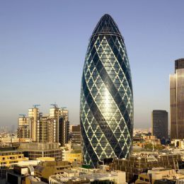 office space in floors 28 u0026 29 the gherkin 30 st mary axe