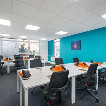Office space in Abbey House, 83 Princes Street