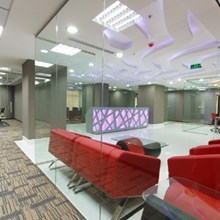 Office space in Clover Bay Tower Abraj Street