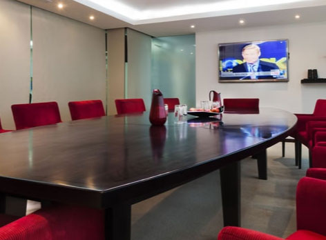 Office space in Austria Business Centre, Concord Tower, 6th Floor Al Sufouh Road