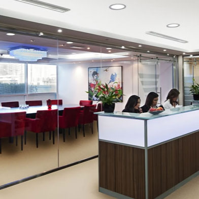 Office space in Austria Business Centre, Concord Tower, 6th Floor Al Sufouh Road