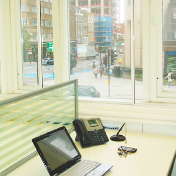 Serviced Office Spaces, Aldgate High Street, London, EC3N, 2
