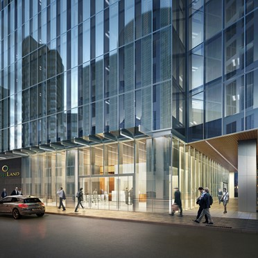 Office space in Arthaland Century Pacific Tower 30th Street