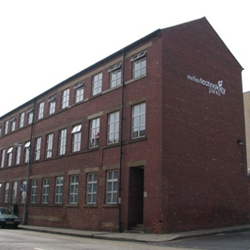 Office space in Sheffield Technology Park, Cooper Buildings Arundel Street