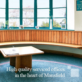 Office space in Mansfield Business Centre Ashfield Avenue