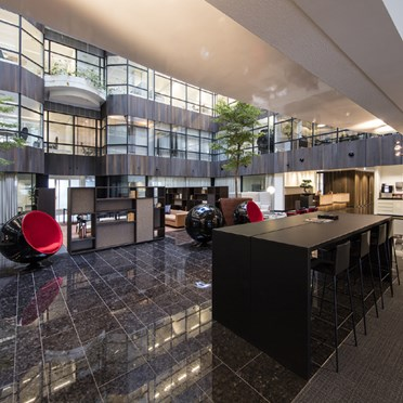 Office space in Atrium, 3051 Strawinskylaan