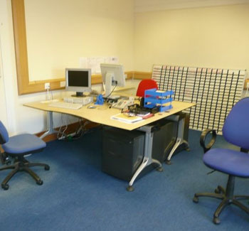 Office space in Buckingham House, Building F, No. 11 Romar Court