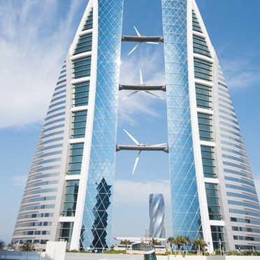 Office space in Level 9, West Tower Bahrain World Trade Centre