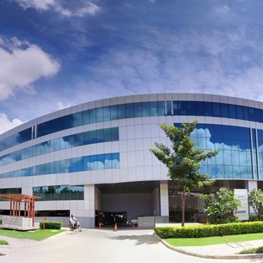 Office space in Embassy Golf-Links Business Park 1st Floor, Pine Valley