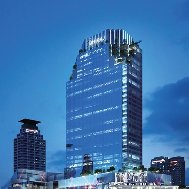Office space in Bhiraj Tower, 647 Sukhumvit Road