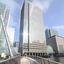 Office Spaces To Rent, Bank Street, Canary Wharf, London, E14, Main