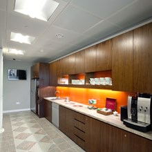 Office space in Level 18, 40 Bank Street