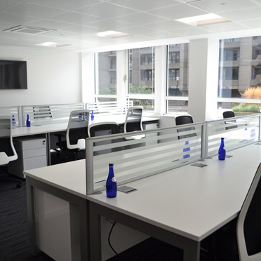 Serviced Office Spaces, Beech Street, London, EC2Y, Main